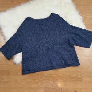 J. Jill Pure Jill drop shoulder sweater (515)